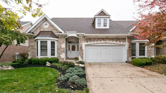 983 Chesterfield Villas Circle, Chesterfield, MO 63017 (#20077552) :: St. Louis Finest Homes Realty Group