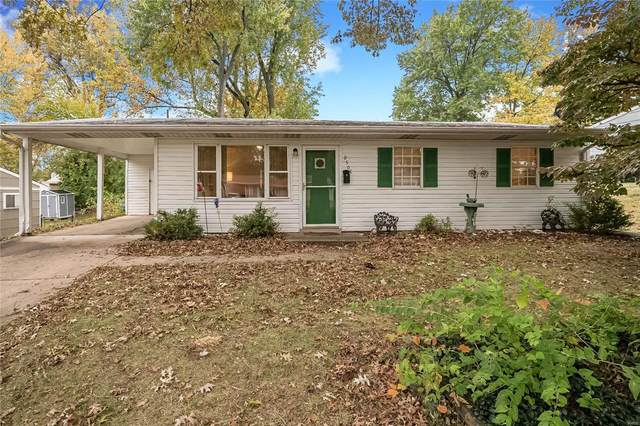 9508 Margo Ann Lane, St Louis, MO 63134 (#20077555) :: The Becky O'Neill Power Home Selling Team