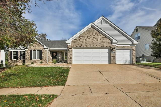 16209 Berry View Court, Wildwood, MO 63011 (#20077558) :: Matt Smith Real Estate Group