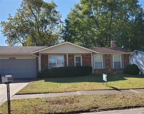4024 Tracy Lane, St Louis, MO 63125 (#20077576) :: Clarity Street Realty
