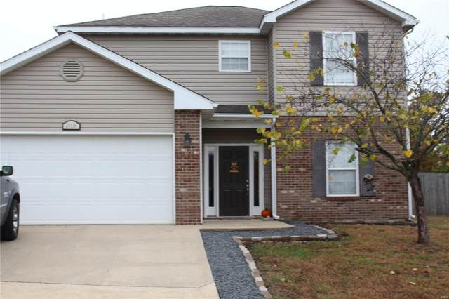 24135 Tupelo Lane, Saint Robert, MO 65584 (#20077585) :: Parson Realty Group