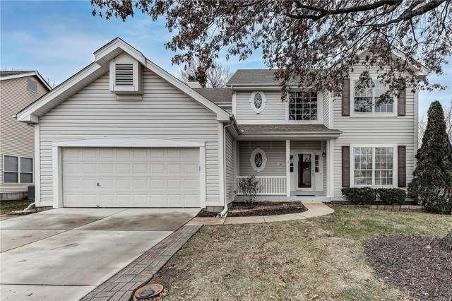 299 Cherry Hills Meadows, Grover, MO 63040 (#20077590) :: St. Louis Finest Homes Realty Group