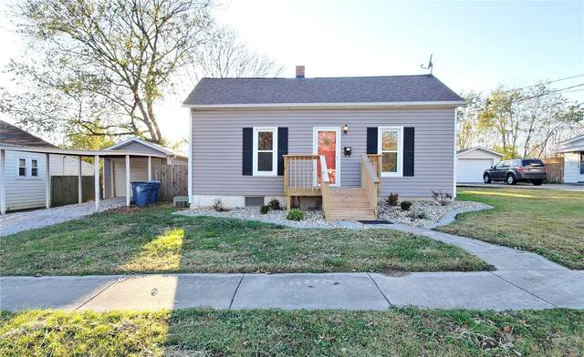 509 S Chestnut, Collinsville, IL 62234 (#20077596) :: The Becky O'Neill Power Home Selling Team