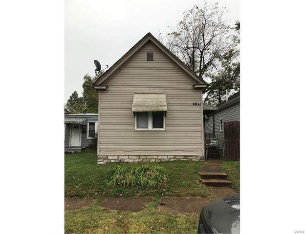 7134 Alabama Avenue, St Louis, MO 63111 (#20077600) :: Matt Smith Real Estate Group