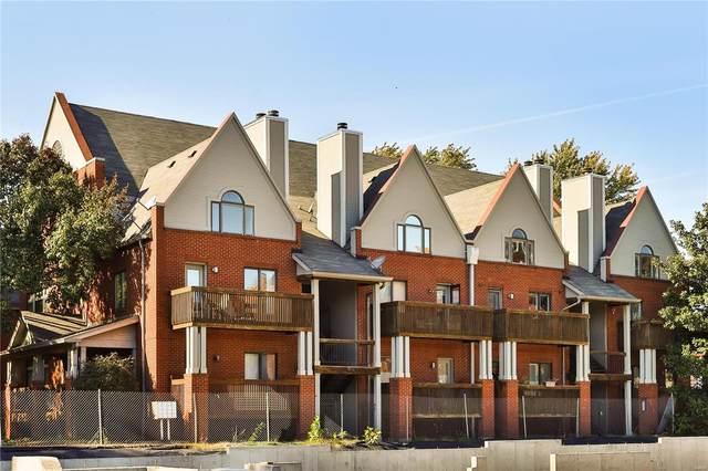 4111 W Pine #16, St Louis, MO 63108 (#20077602) :: Matt Smith Real Estate Group