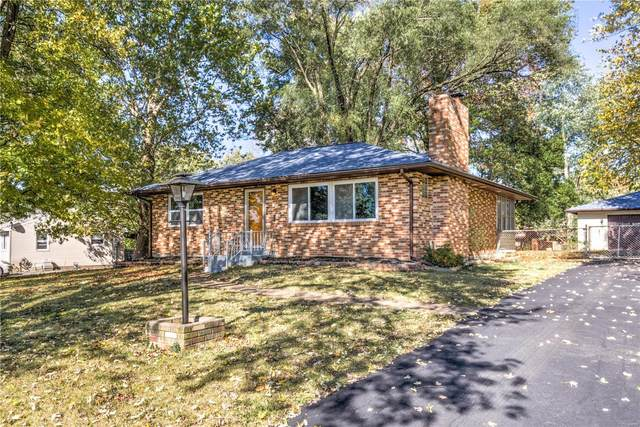 10137 Isabelle Place, Saint Ann, MO 63074 (#20077604) :: St. Louis Finest Homes Realty Group