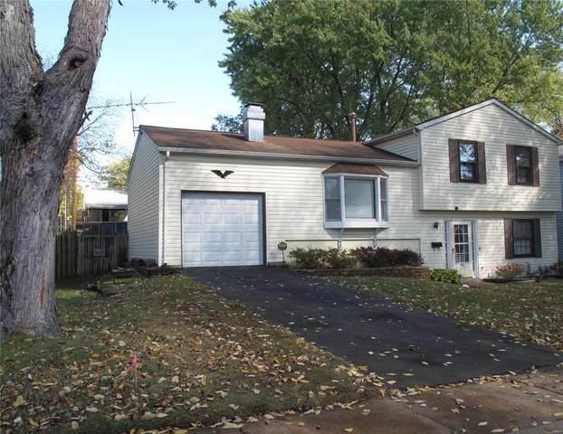 2405 Teakwood Manor Drive, Florissant, MO 63031 (#20077610) :: Century 21 Advantage