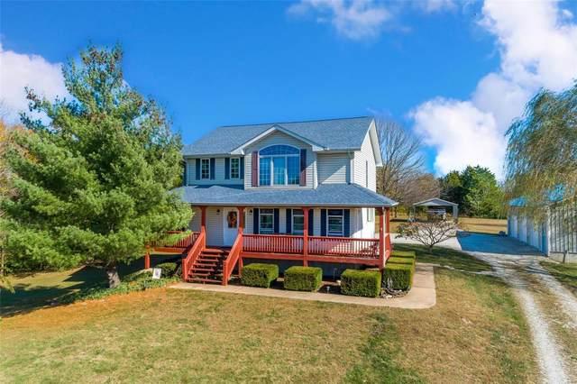 12516 Jordan, De Soto, MO 63020 (#20077628) :: Matt Smith Real Estate Group
