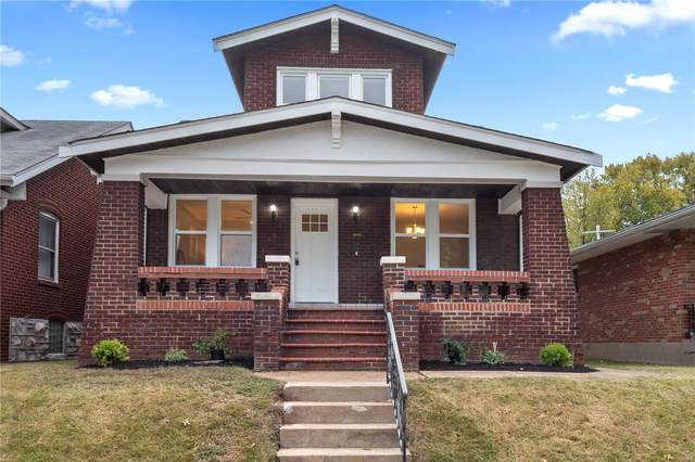 4029 Blow, St Louis, MO 63116 (#20077648) :: Clarity Street Realty