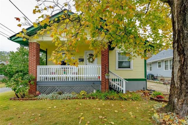 317 Lindenwood Avenue, Saint Charles, MO 63301 (#20077652) :: PalmerHouse Properties LLC