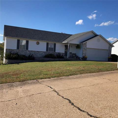 1367 Oakridge Estates Drive, Saint Clair, MO 63077 (#20077654) :: Clarity Street Realty