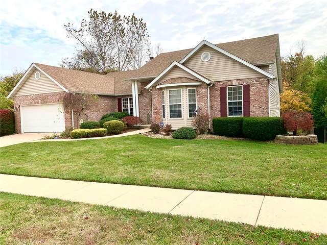 19 Grandbrook, Collinsville, IL 62234 (#20077659) :: Hartmann Realtors Inc.