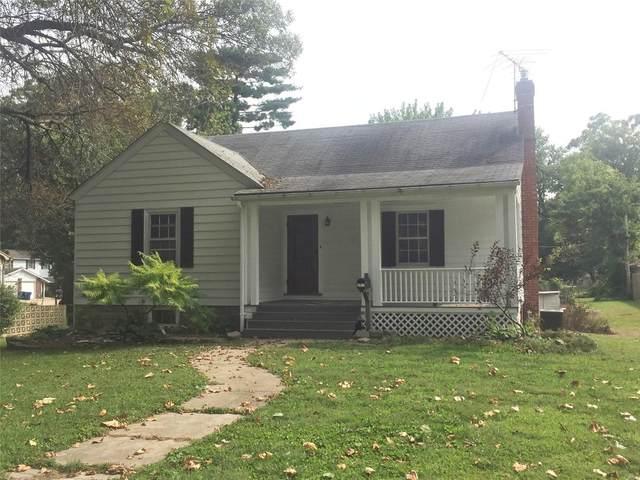 3115 Ray Avenue, Alton, IL 62002 (#20077696) :: Walker Real Estate Team