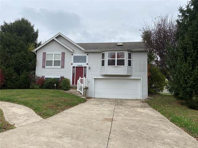 14468 Williamsburg Manor Drive, Florissant, MO 63034 (#20077703) :: Clarity Street Realty