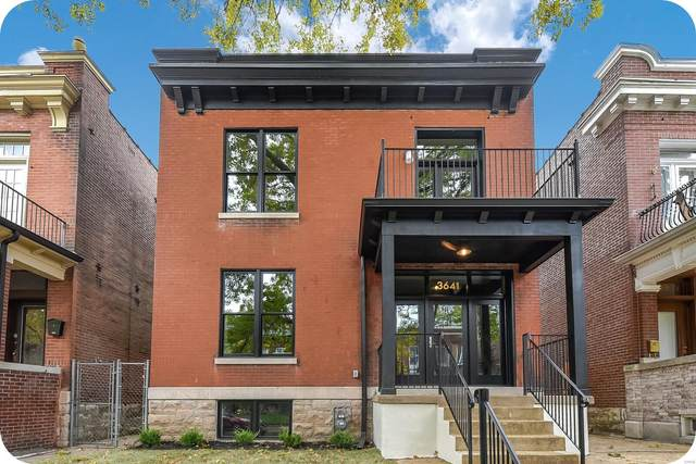 3641 Wyoming, St Louis, MO 63116 (#20077718) :: Clarity Street Realty