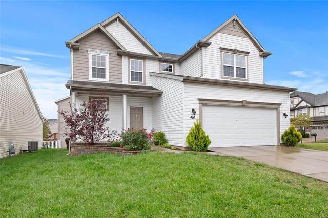 410 Sorano Way, Saint Peters, MO 63376 (#20077719) :: Walker Real Estate Team