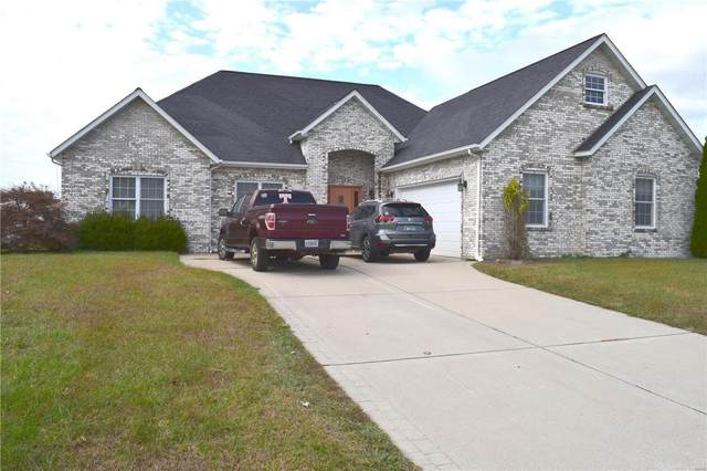 161 Emerald Way, Granite City, IL 62040 (#20077725) :: Tarrant & Harman Real Estate and Auction Co.