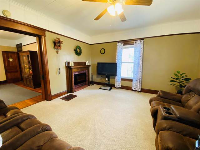 414 Pine, Carrollton, IL 62016 (#20077742) :: Kelly Hager Group | TdD Premier Real Estate