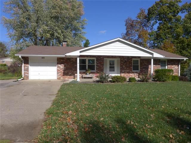 4112 W Ely, Hannibal, MO 63401 (#20077746) :: Walker Real Estate Team