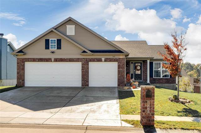 140 Riverdale Woods Circle, O'Fallon, MO 63366 (#20077754) :: Parson Realty Group