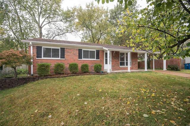 15 Lori Circle, Maryland Heights, MO 63043 (#20077757) :: St. Louis Finest Homes Realty Group