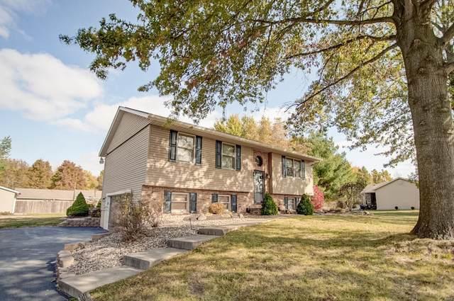 62 Stonebrook Drive, Highland, IL 62249 (#20077768) :: Clarity Street Realty