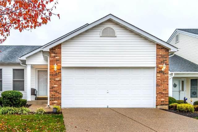 201 Maryland Drive 36B, O'Fallon, MO 63366 (#20077773) :: PalmerHouse Properties LLC