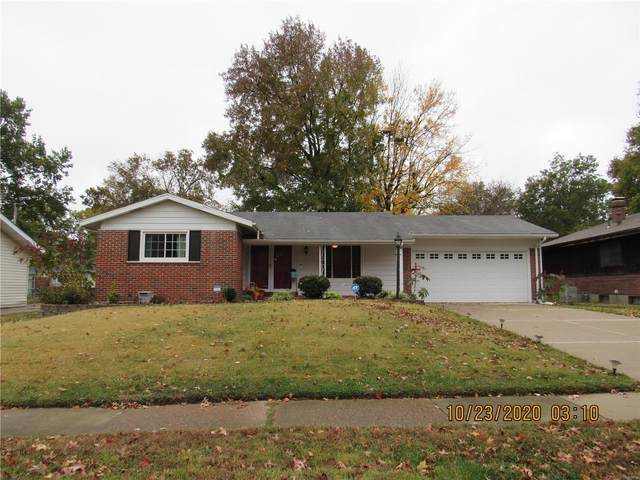 2847 Westminster Drive, Florissant, MO 63033 (#20077793) :: Clarity Street Realty