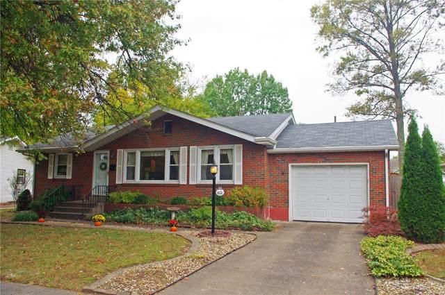 1621 Lindell, Granite City, IL 62040 (#20077795) :: Hartmann Realtors Inc.
