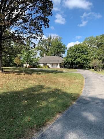 315 Oakhill Drive, PINCKNEYVILLE, IL 62274 (#20077814) :: Walker Real Estate Team