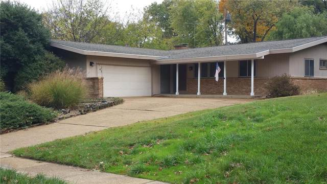 1651 Rathford, St Louis, MO 63146 (#20077834) :: Parson Realty Group