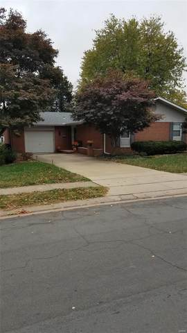 606 Harvard, Edwardsville, IL 62025 (#20077848) :: St. Louis Finest Homes Realty Group