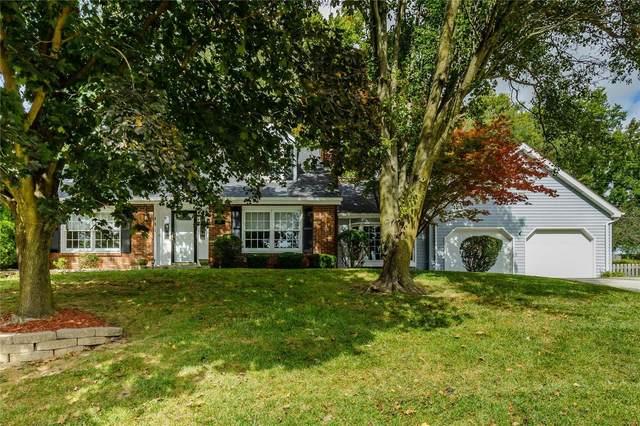 601 Indian Hills Drive, Saint Charles, MO 63301 (#20077876) :: Parson Realty Group