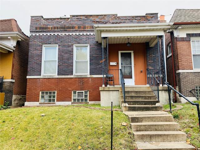 3711 S Spring Avenue, St Louis, MO 63116 (#20077886) :: Clarity Street Realty