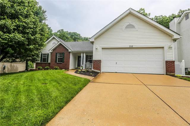 710 Legends View, Eureka, MO 63025 (#20077893) :: The Becky O'Neill Power Home Selling Team