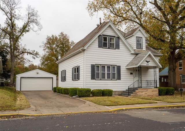 415 Jefferson, Ste Genevieve, MO 63670 (#20077894) :: The Becky O'Neill Power Home Selling Team