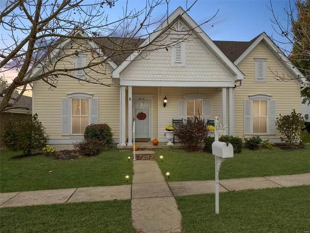 315 Hawks View Drive, O'Fallon, MO 63368 (#20077895) :: Kelly Hager Group | TdD Premier Real Estate
