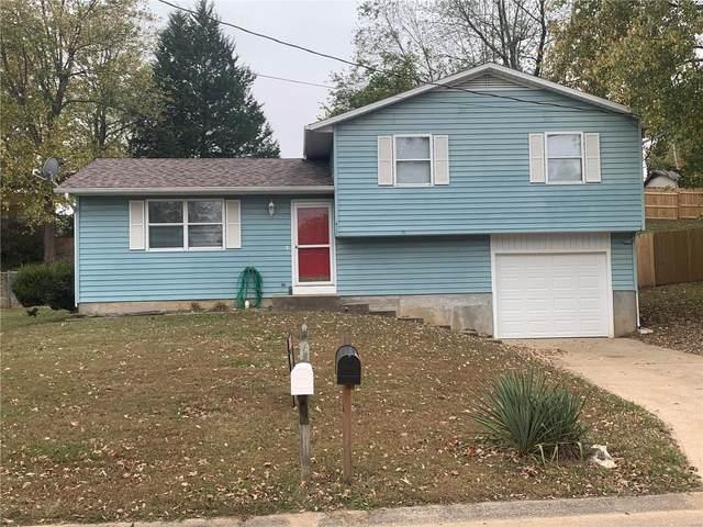 417 Cedar Street, Jackson, MO 63755 (#20077968) :: Clarity Street Realty