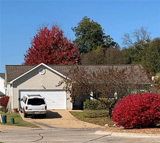 226 Pebble Creek Court, Imperial, MO 63052 (#20077984) :: Clarity Street Realty