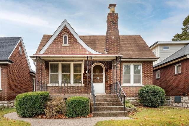 4144 Federer Street, St Louis, MO 63116 (#20078004) :: Clarity Street Realty