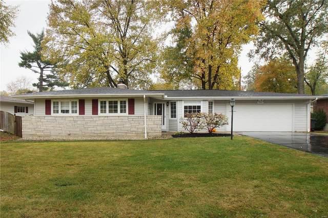 8743 Fern Glen Drive, St Louis, MO 63126 (#20078013) :: Parson Realty Group