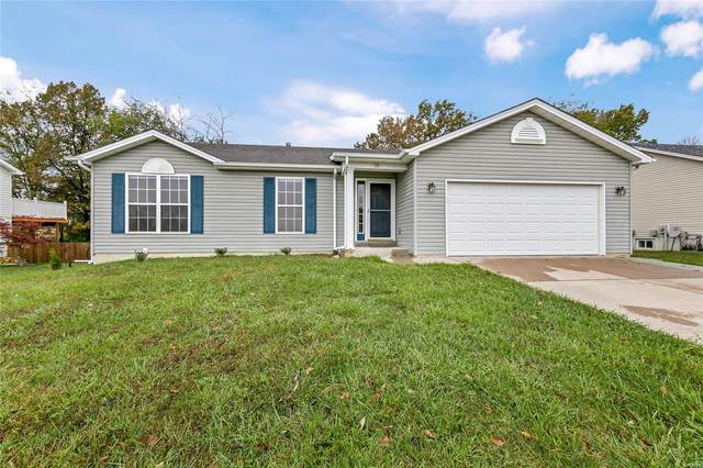 129 Trotters Creek Lane, Wright City, MO 63390 (#20078041) :: Parson Realty Group