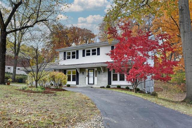 545 White Rose Lane, Olivette, MO 63132 (#20078054) :: Peter Lu Team