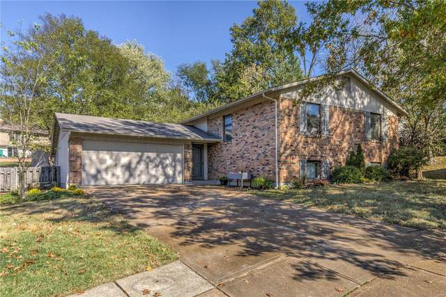 6003 Brantley, St Louis, MO 63129 (#20078063) :: Clarity Street Realty