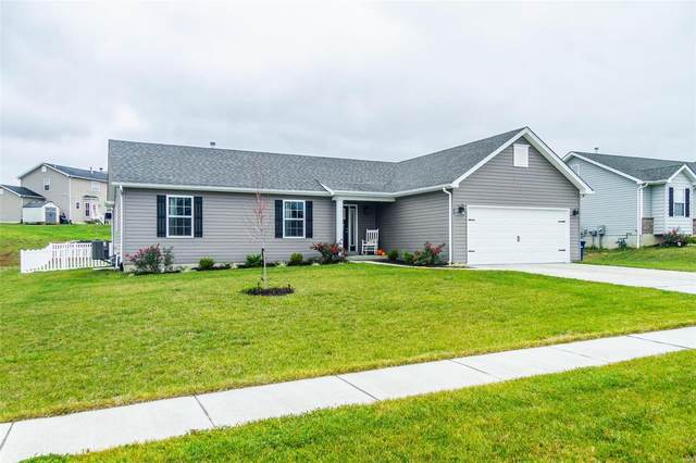 60 Hidden Mill Court, Moscow Mills, MO 63362 (#20078081) :: Parson Realty Group