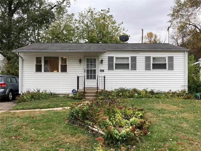 1128 Rhea Avenue, St Louis, MO 63138 (#20078106) :: RE/MAX Professional Realty
