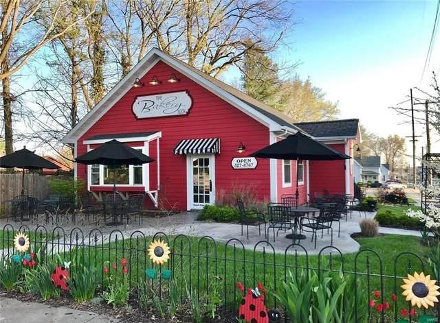 313 W St. Louis, NASHVILLE, IL 62263 (#20078129) :: Matt Smith Real Estate Group