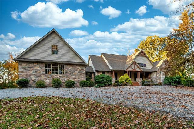 16730 Old Creal Springs Road, MARION, IL 62959 (#20078132) :: Clarity Street Realty