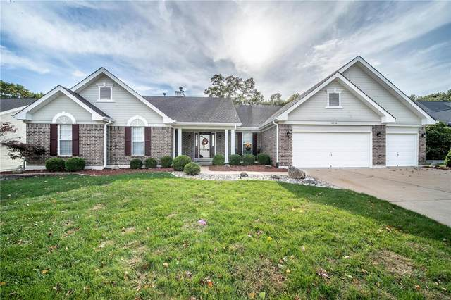 16136 Pine Terrace Drive, Ballwin, MO 63021 (#20078133) :: The Becky O'Neill Power Home Selling Team