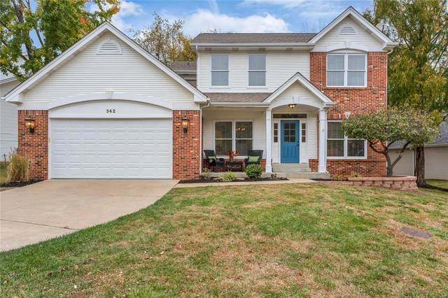 342 Woodcliffe Place Drive, Chesterfield, MO 63005 (#20078145) :: PalmerHouse Properties LLC